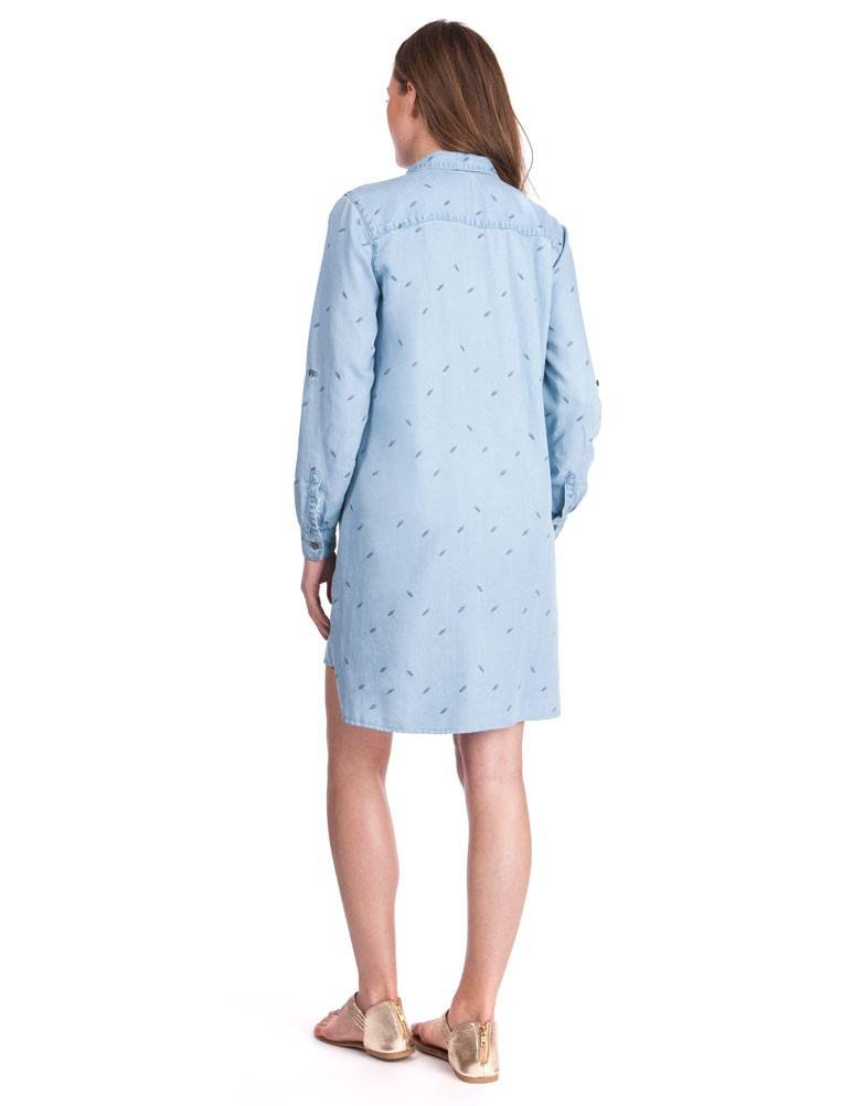 "SERAPHINE ""LULA"" SHIRT DRESS W010324"