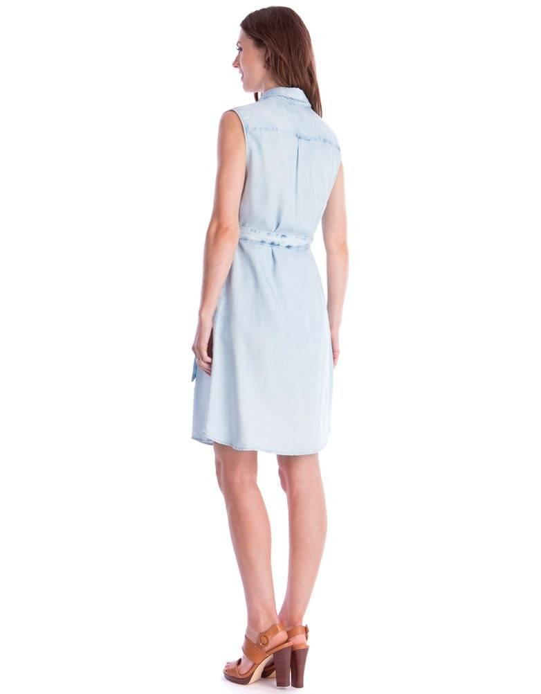 "SERAPHINE ""DOROTHY"" BUTTON DRESS W010217"