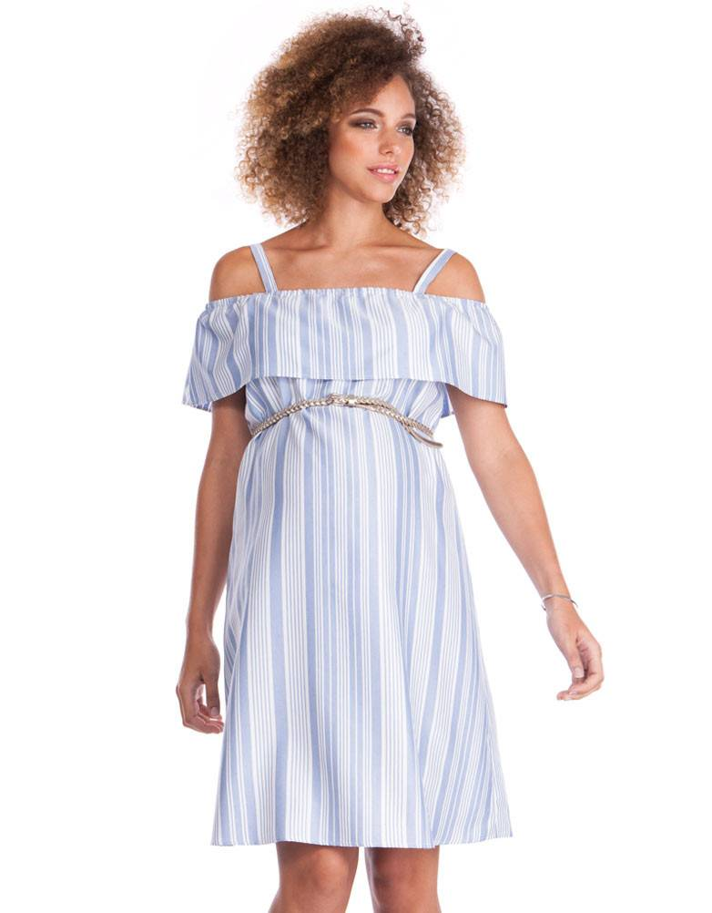"""SERAPHINE """"DEDE"""" OF SHDR DRESS W010323"""