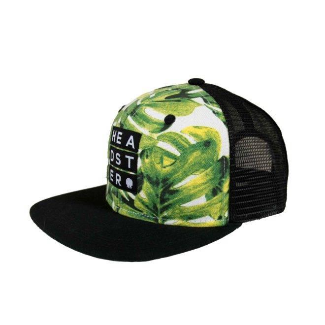 HEADSTER PALM-TRUCKER HAT