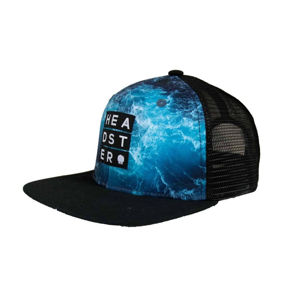 HEADSTER OCEAN -TRUCKER HAT