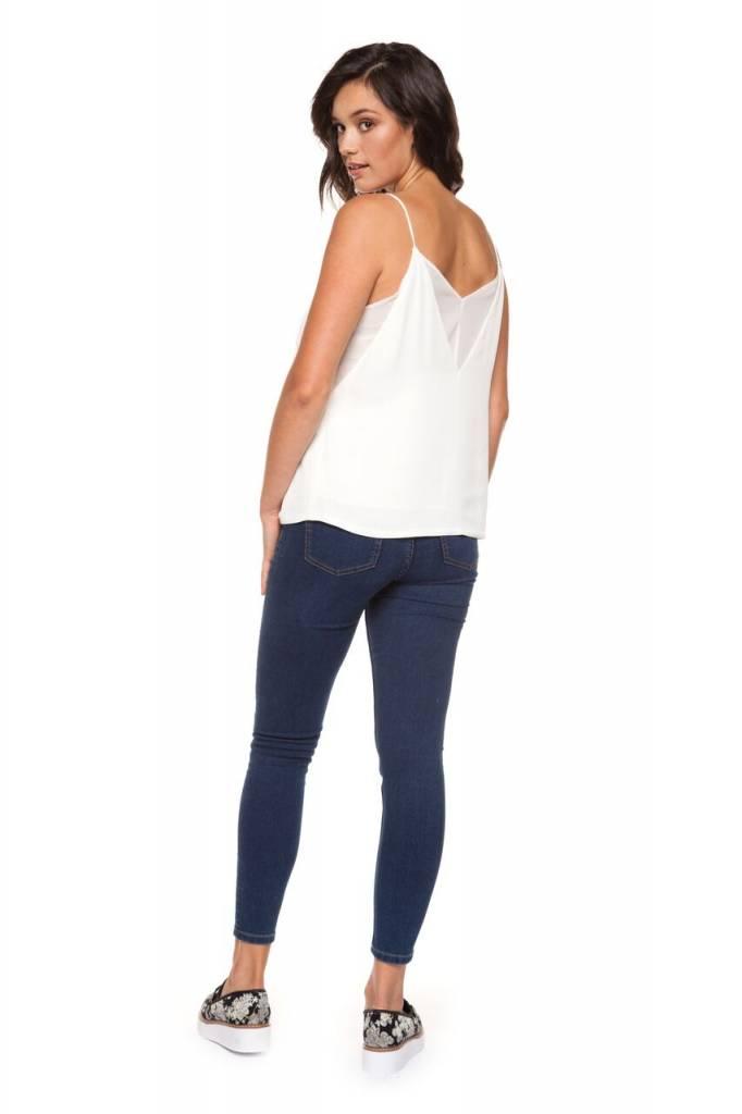 DEX CLOTHING V-NECK CAMI 1223018