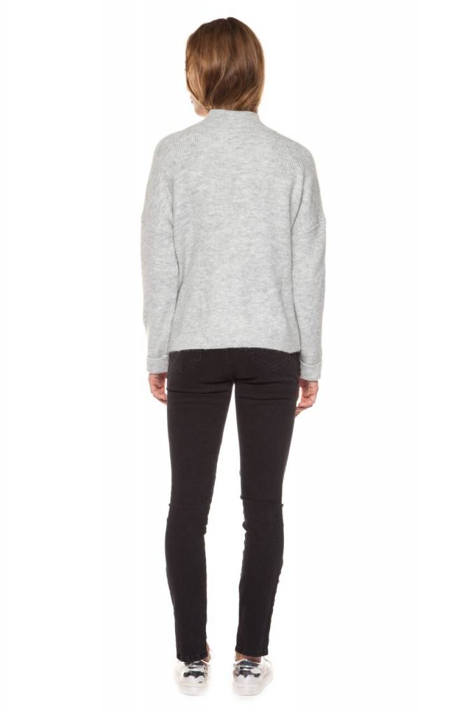 DEX CLOTHING L/S MOCK NECK SWEATER 1227084