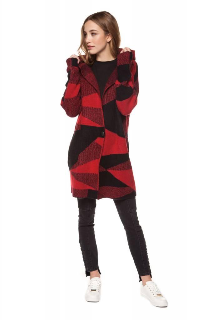 DEX CLOTHING BUFFALO CHECK JACKET 1227256