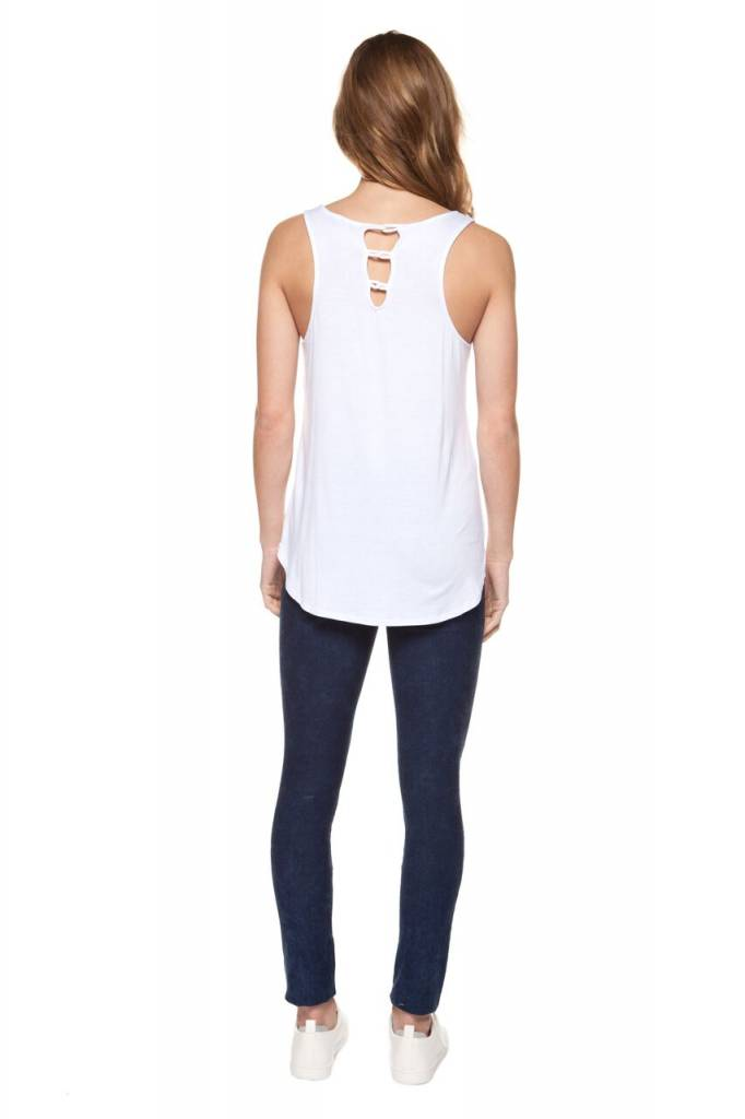 DEX CLOTHING V-NECK TANK 1224717