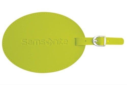 Samsonite Samsonite Large Luggage ID Tag