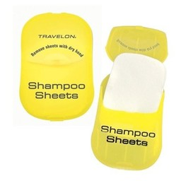 Travelon Shampoing En Feuille Travelon