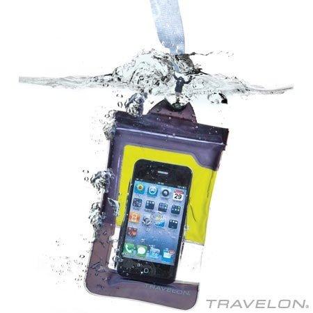 Travelon Pochette Etanche Pour Telephone Intelligent Travelon