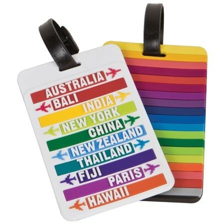 Travelon Ensemble De 2 Identificateur Travelon