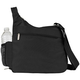 Travelon Classic Travelon Anti-Theft Messenger Crossbody