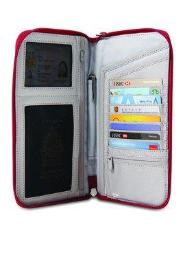 Pacsafe RFIDsafe W250 RFID Blocking Travel Organiser