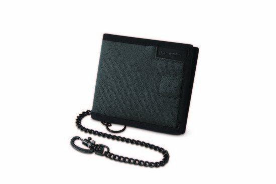 Pacsafe Porte Feuille Pacsafe RFIDsafe Z100