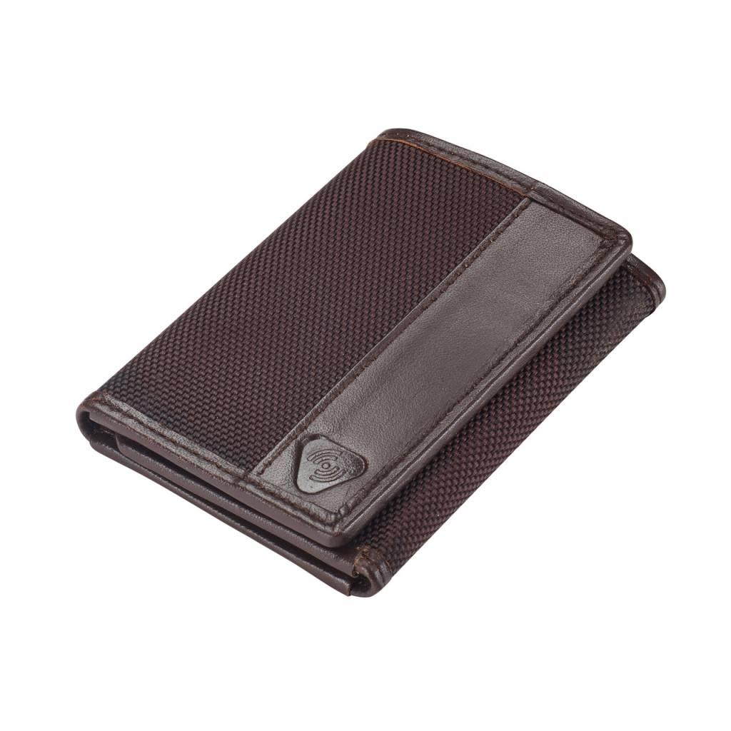 Lewis N.Clark Lewis N. Clark RFID Ballistic Tri-Fold Wallet