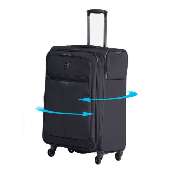 """Delsey Delsey 25"""" Helium Pilot 3.0 Luggage"""