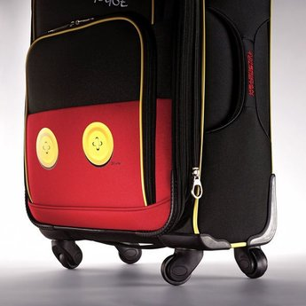 American Tourister Valise cabine Disney Mickey Mouse American Tourister luggage