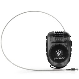 Pacsafe Pacsafe Retractasafe 250 4-Dial Retractable Cable Lock