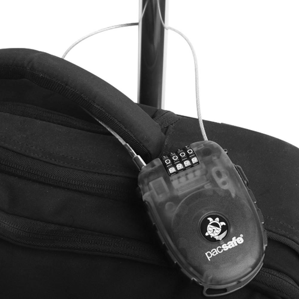 Pacsafe Pacsafe Retractasafe 250 4-Dial Retractable Cable Lock