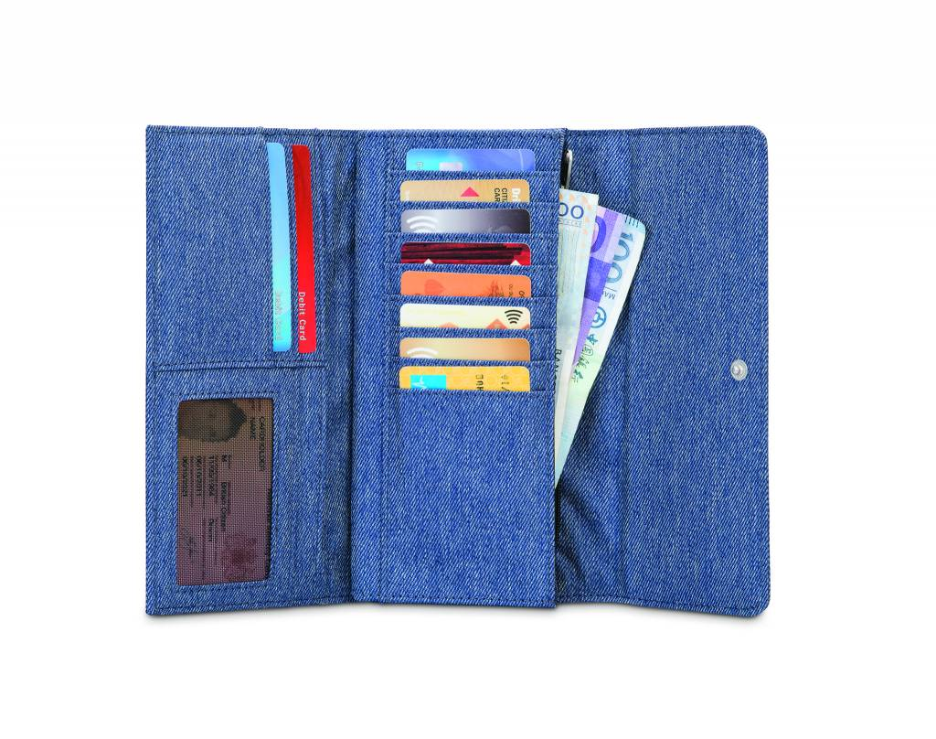Pacsafe Pacsafe RFIDsafe™ Lx200 Rfid Blocking Clutch Wallet