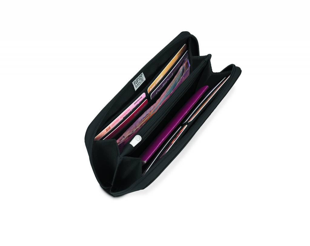 Pacsafe Pacsafe RFIDsafe™ Lx250 Rfid Blocking Zippered Travel Wallet