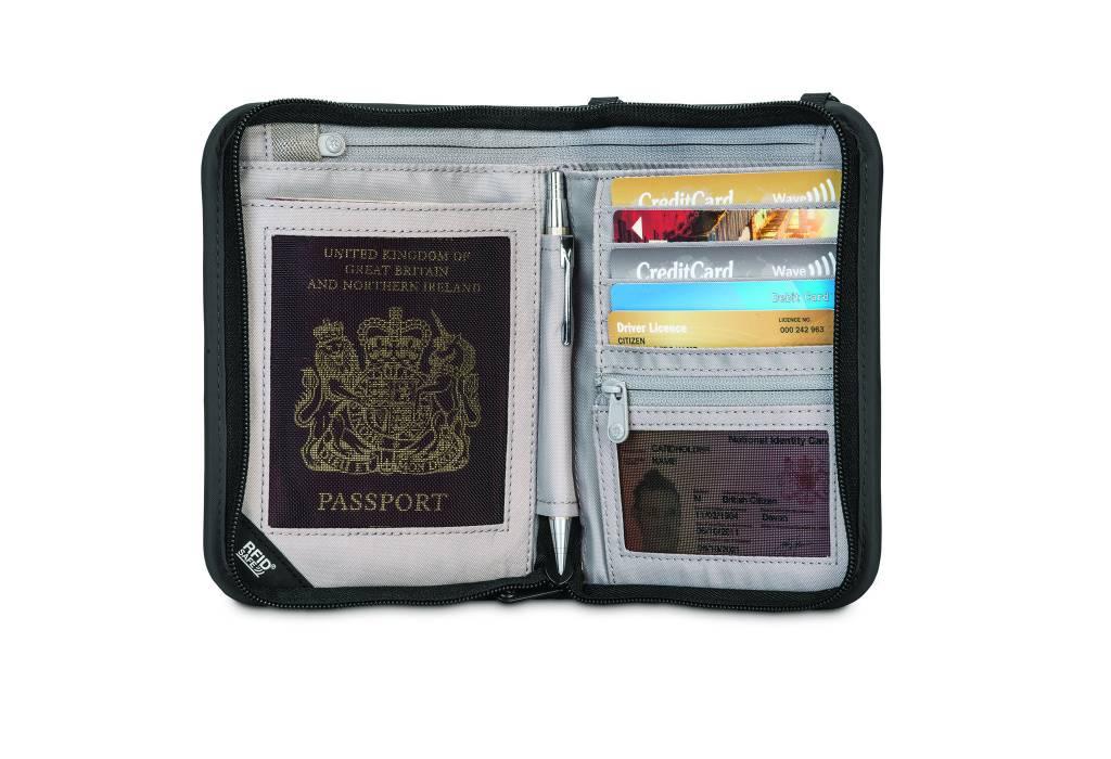 Pacsafe Organisateur De Voyage Pacsafe RFIDsafe v150