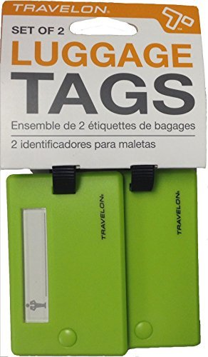 Travelon Travelon Set Of 2 Luggage Tag