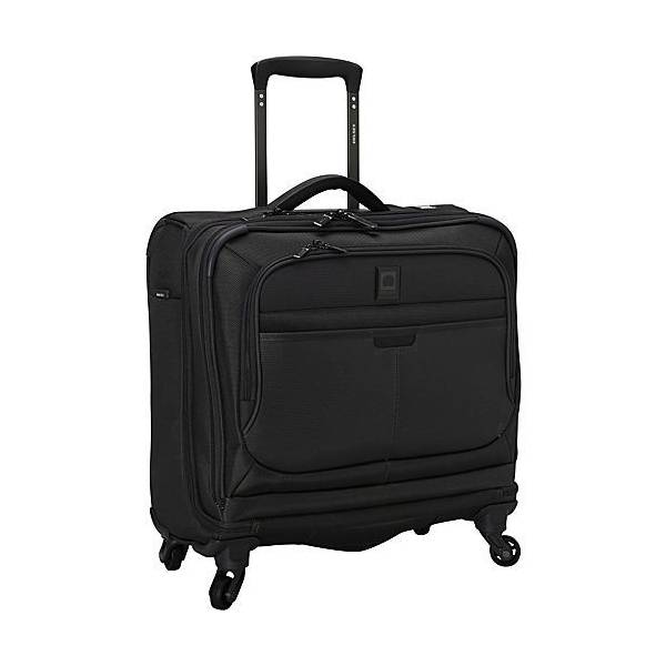 "Delsey Delsey Helium Pilot 3.0 17"" Spinner Wheeled Tote"