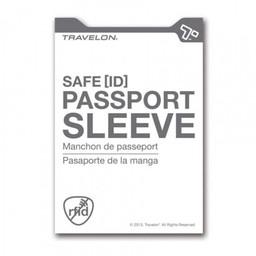Travelon Travelon RFID Passport Sleeve