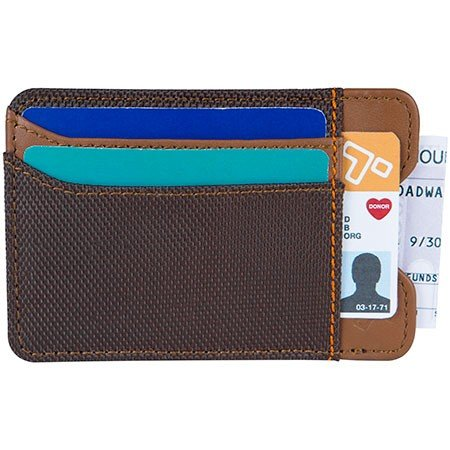 Travelon Travelon Safe ID Accent Money Clip Wallet