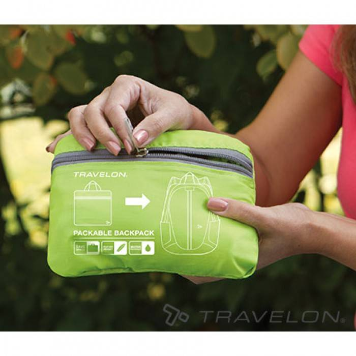 Travelon Sac A Dos Pliable Travelon
