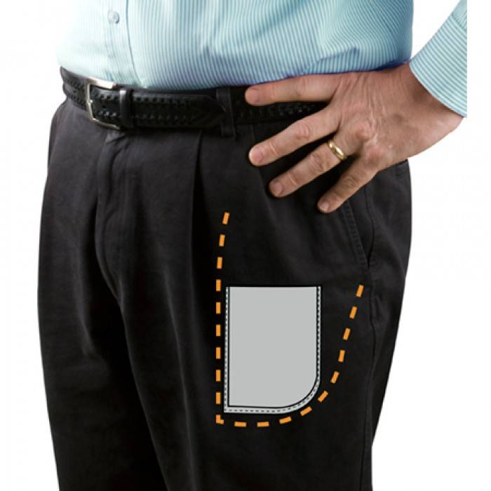Travelon RFID Travelon Front Pocket Wallet