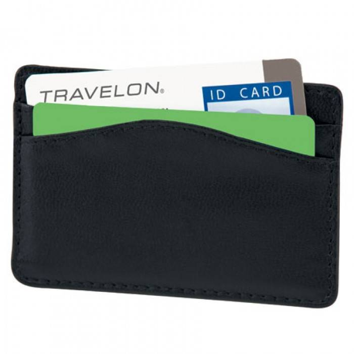 Travelon Porte Carte RFID Travelon