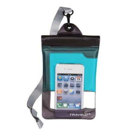 Travelon Travelon Waterproof Pouch For Smart Phone