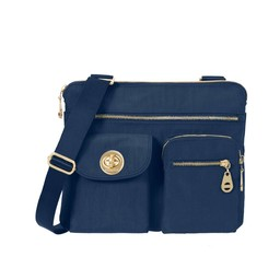 Baggallini Baggallini International Gold Sydney Crossbody
