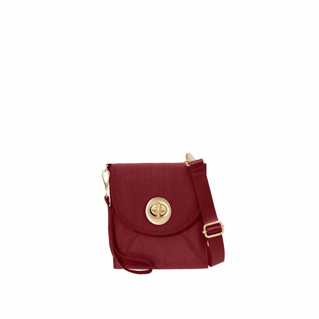 Baggallini Baggallini International Gold Athens RFID Crossbody Wallet