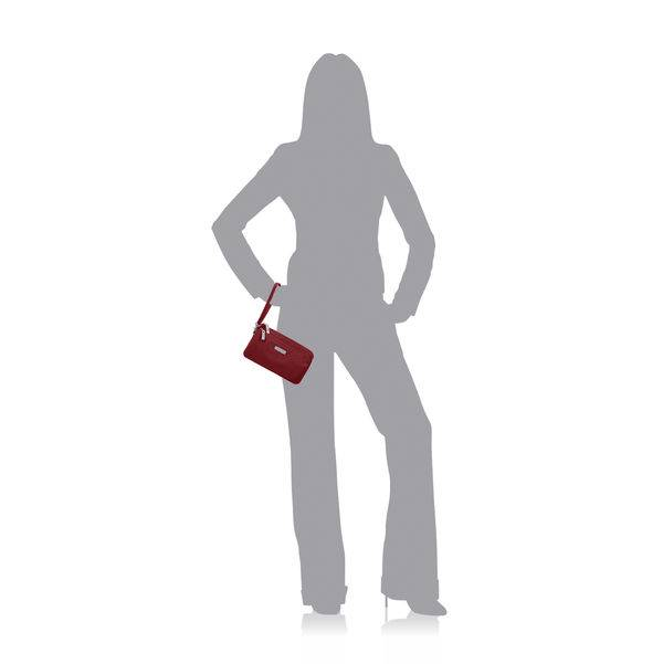 Baggallini Baggallini RFID Double Zip Wrislet