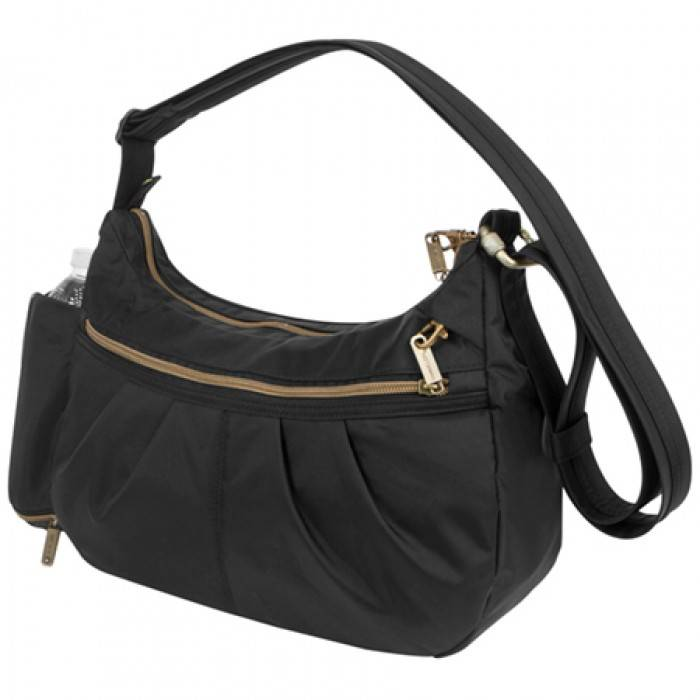 Travelon Sac Antivol Travelon Signature Hobo