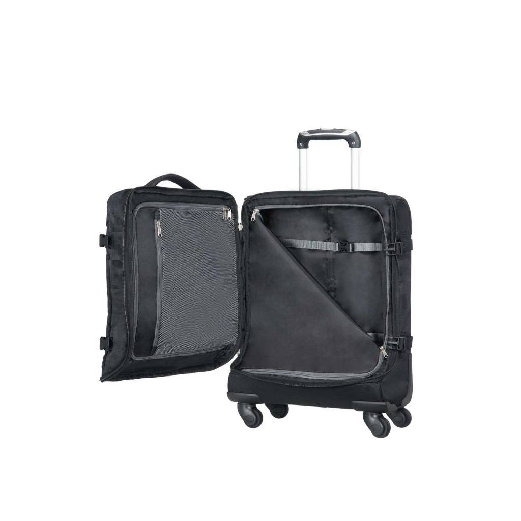 American Tourister American Tourister Road Quest Spinner Duffle Carry-On