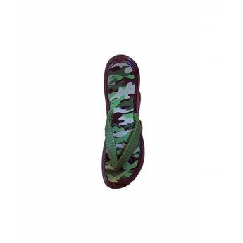 Solclip Pince a serviette SolCLIP Flip Flop Army