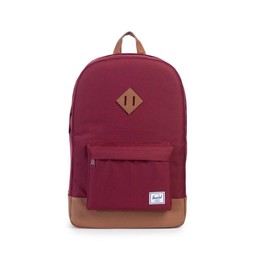 Herschel Sac a dos Herschel Heritage backpack Windsor Wine