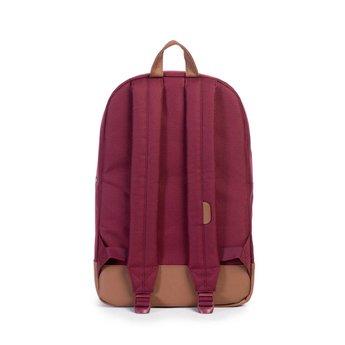 Herschel Sac a dos Herschel Heritage backpack Windsor Wine