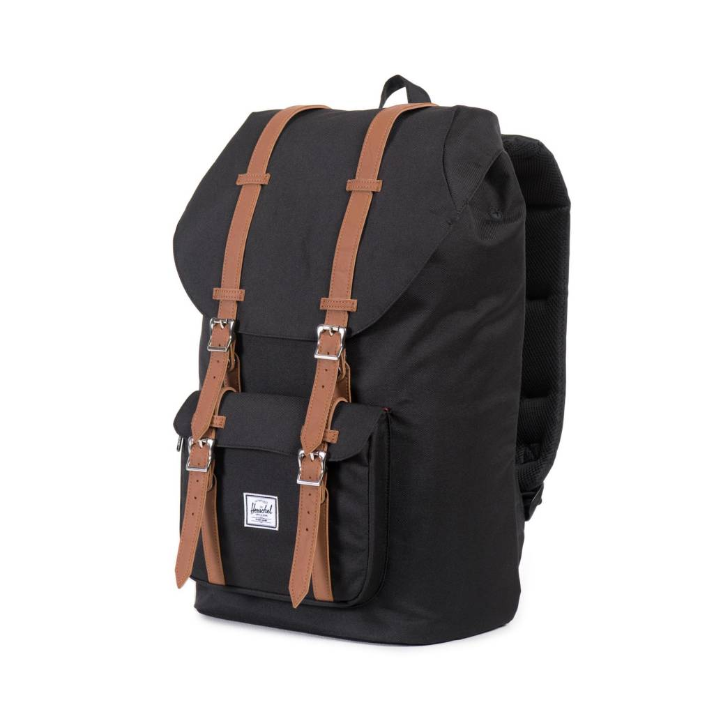 Herschel Sac a dos Herschel Little America backpack Black