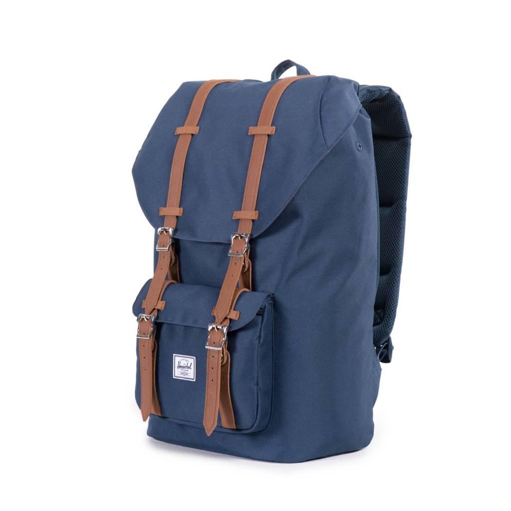 Herschel Sac À Dos Herschel Little America backpack navy