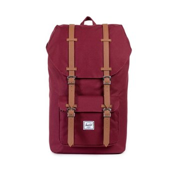 Herschel Sac À Dos Herschel Little America Backpack Windsor Wine