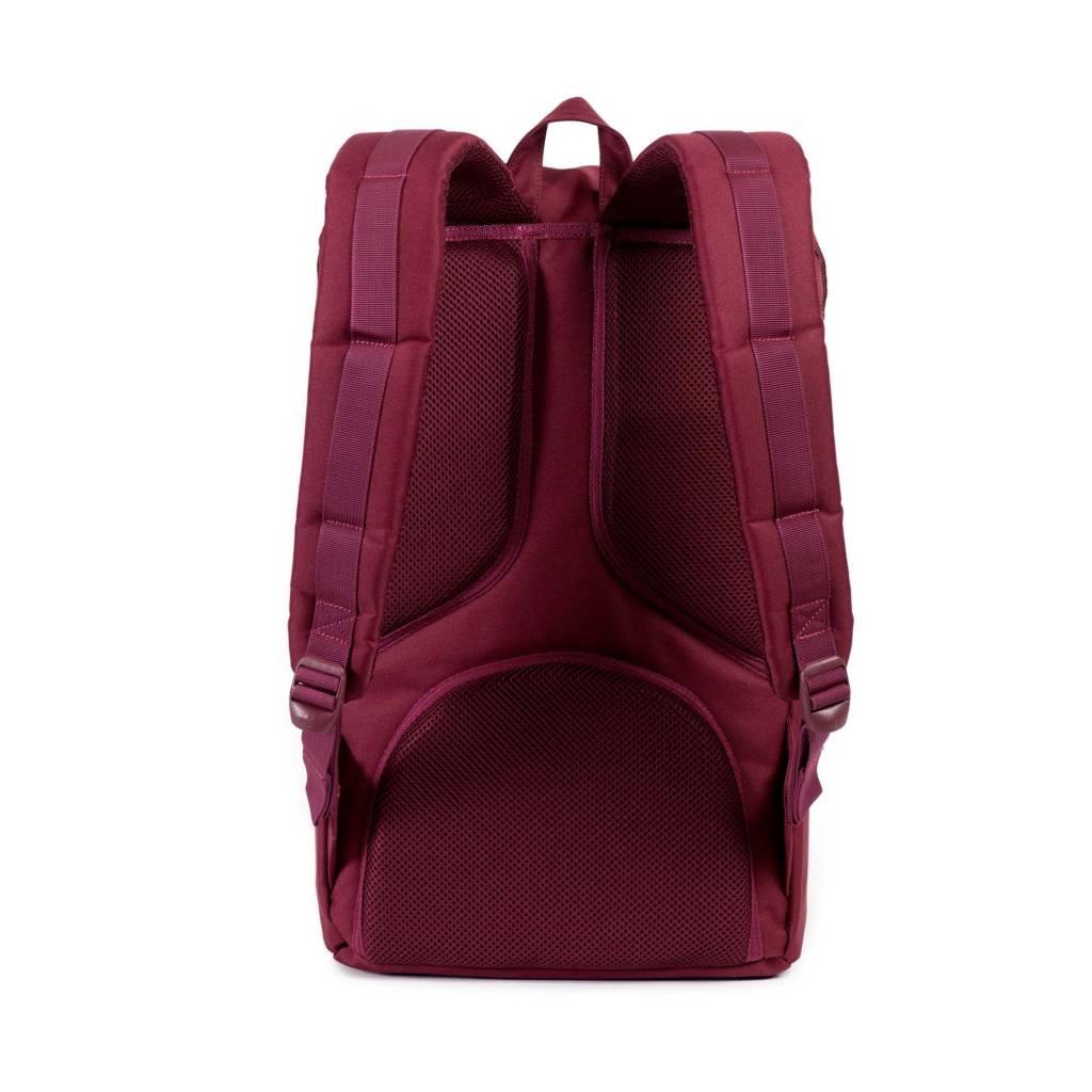 Herschel Herschel Little America Backpack Windsor Wine