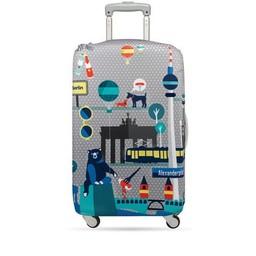 Loqi Loqi Medium Luggage Cover Berlin