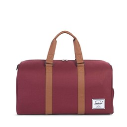 Herschel Sac Fourre Tout Herschel Novel Duffel Windsor Wine Tan