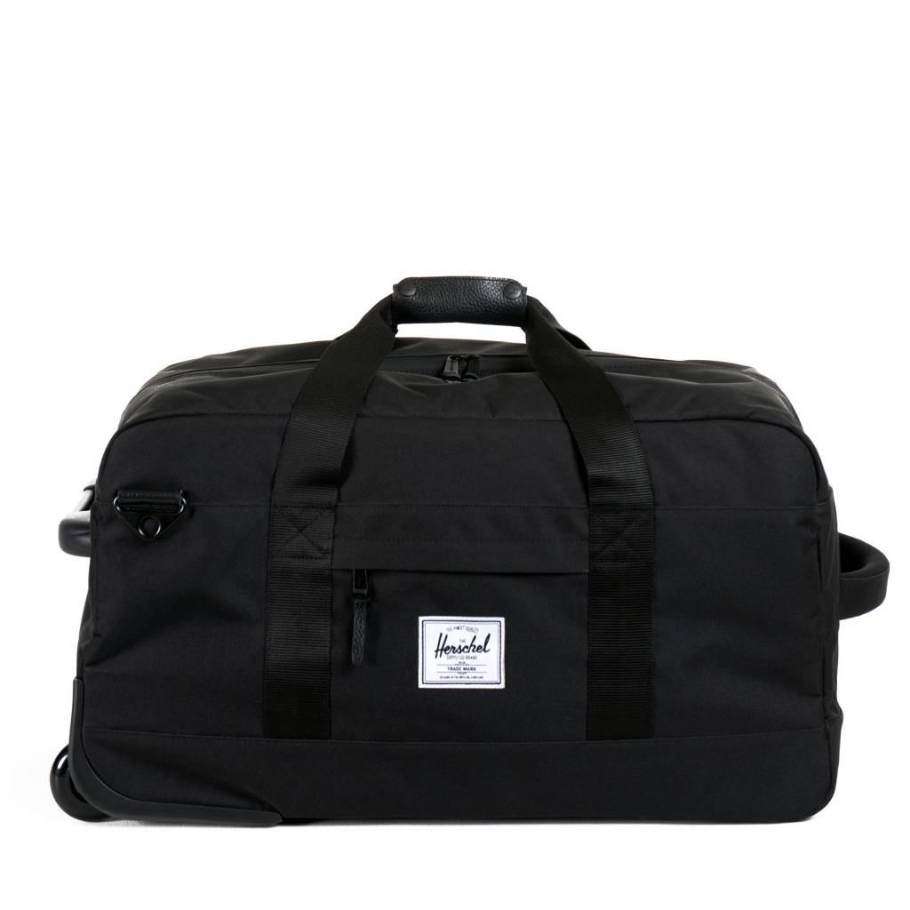 Herschel Herschel Wheelie Outfitter duffel Black