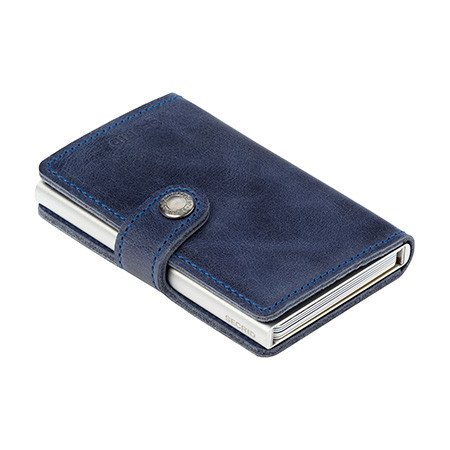 Secrid Miniwallet Secrid Blue Vintage
