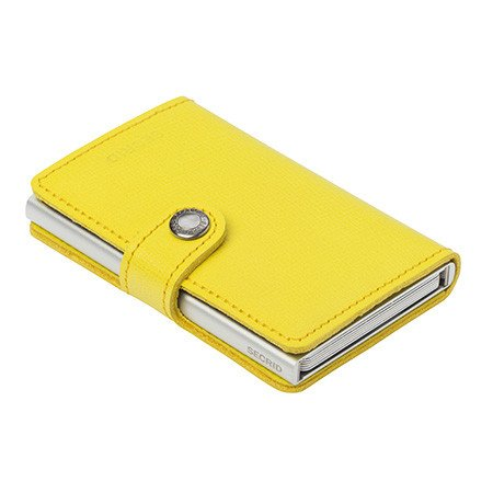 Secrid Miniwallet Secrid Lemon Crisple