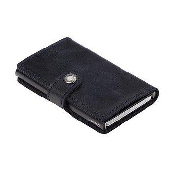 Secrid Miniwallet Secrid Black Vintage